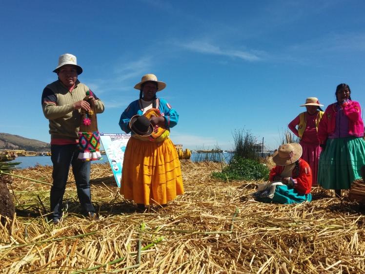 Voir les Quechuas