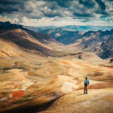 Mal altitude Pérou